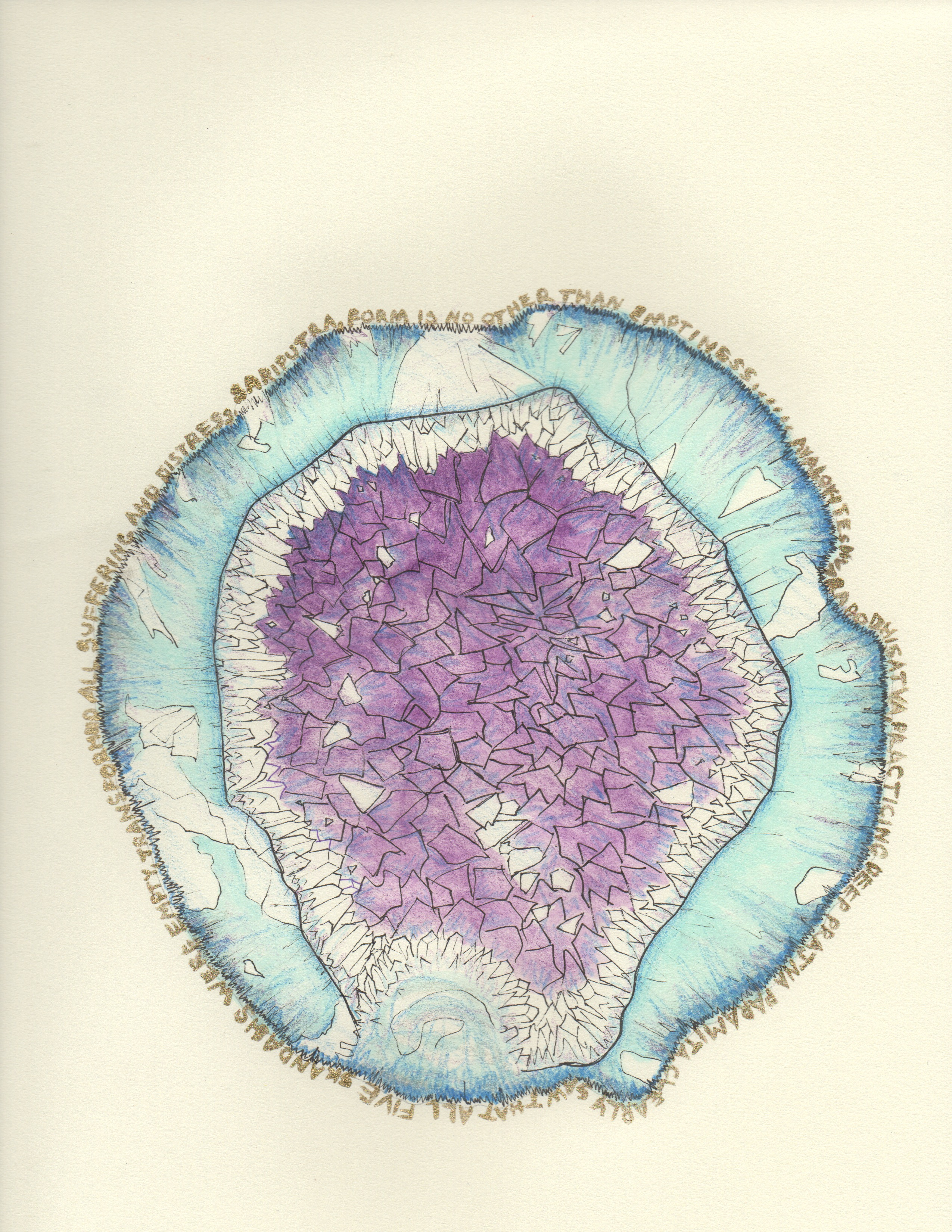 """Geode"" by Brooke Reiche"