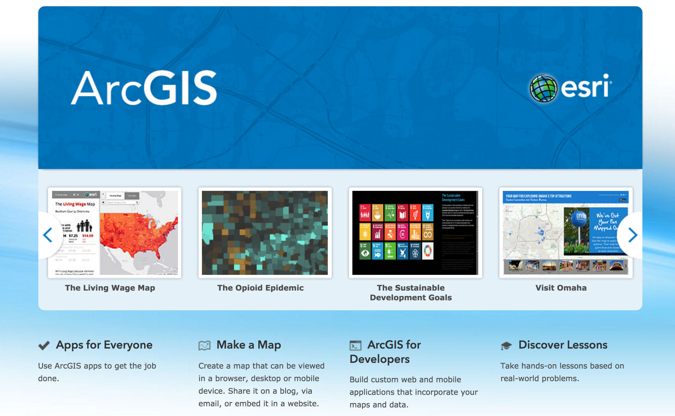 More Maps-Further Explorations with ArcGIS Online - Digital Pedagogy